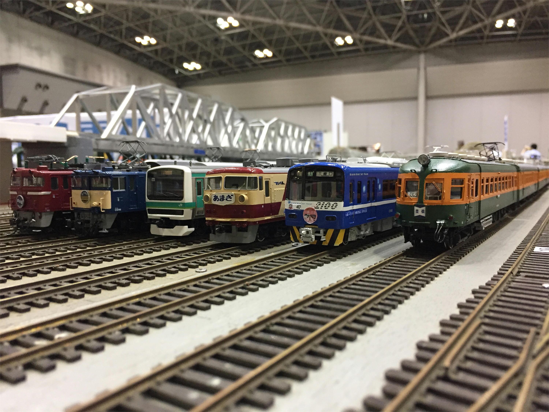 鉄道 模型 コンベンション